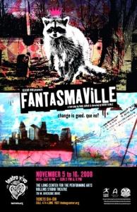 7 Fantasmaville poster