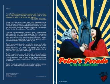 Petra Book Cover