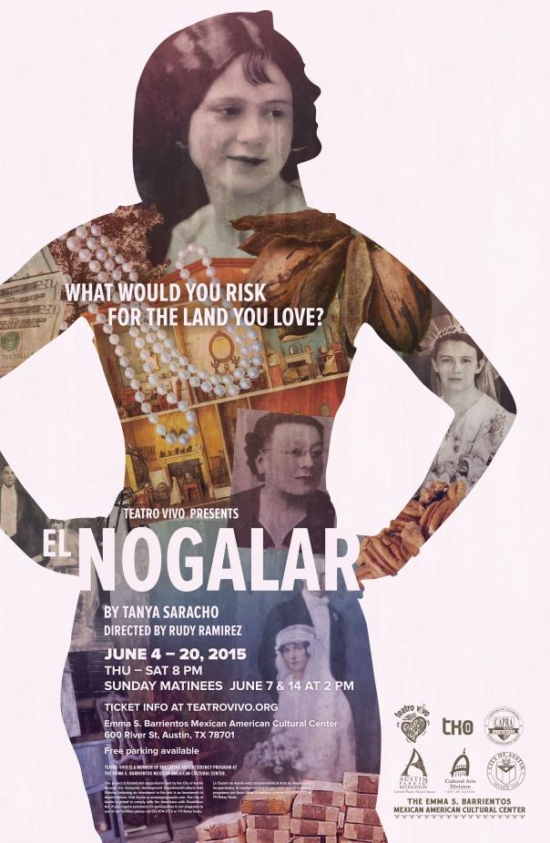 El Nogalar Poster